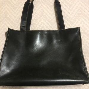 Kate Spade brown leather bag